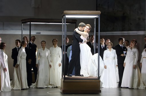 "Szene aus ""Les Indes galantes"" Foto: Bayerische Staatsoper"