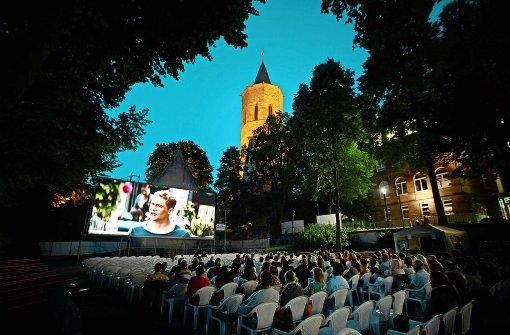 Start der Open-Air-Kino-Saison