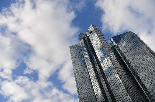 Deutsche Bank herabgestuft