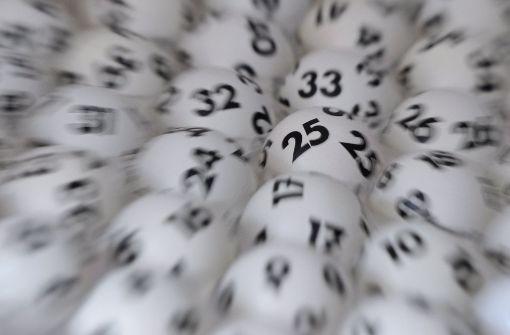 Lottospieler knackt den Jackpot