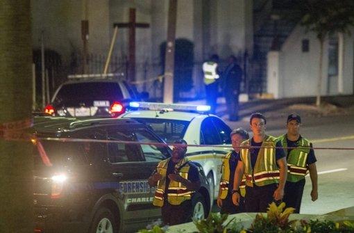 Blutbad in Kirche - Verdächtiger festgenommen