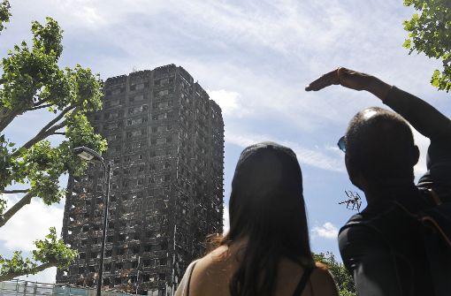 60 Hochhäuser fallen durch Sicherheitstests