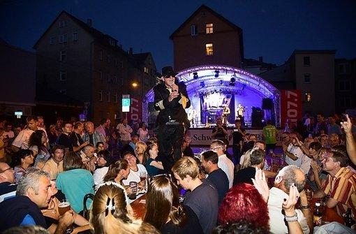 Brauereifest mit Jubiläumsprogramm