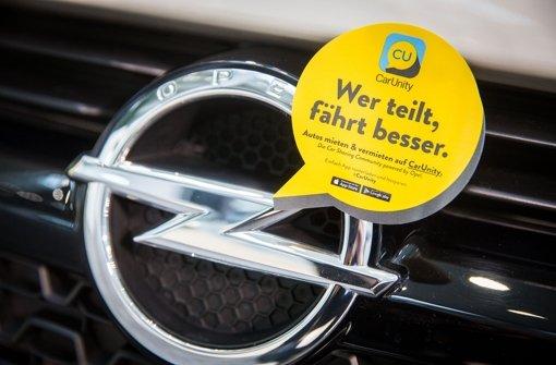 Opel steigt  in Carsharing-Markt ein