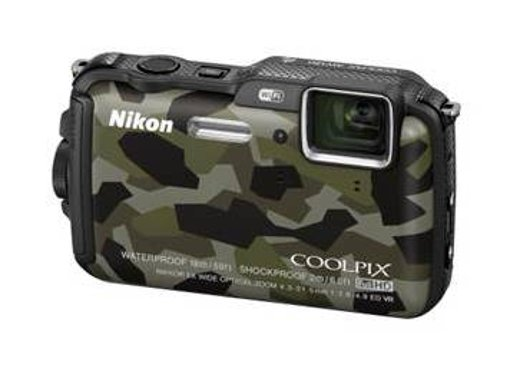 Nikon stellt die robusten Kameras COOLPIX AW120 und COOLPIX S32 vor