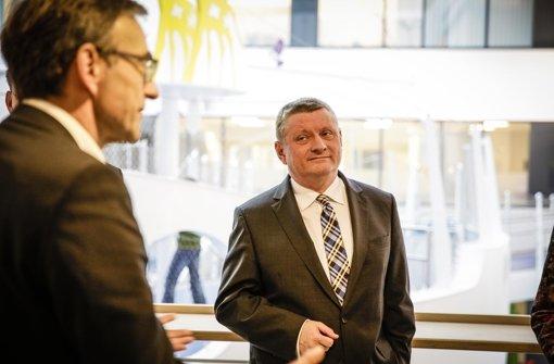 Wölfle klagt Minister Gröhe das Leid der Stadt