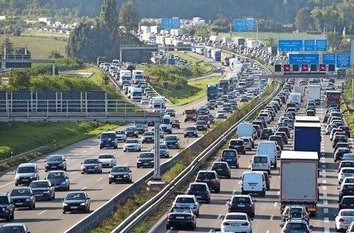 Autobahnen gehören dem Bund, werden bisher aber vom Land verwaltet Foto: dpa