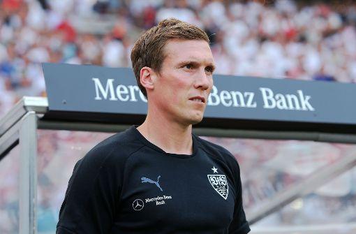 Trainer Hannes Wolf hoffte auf den dritten Heimsieg der Saison – und wurde enttäuscht. Foto: Pressefoto Baumann