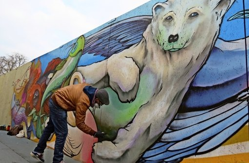 Die Wilhelma hat einen Eisbären mehr