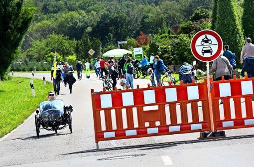 Vorfahrt für Fußgänger und Radler