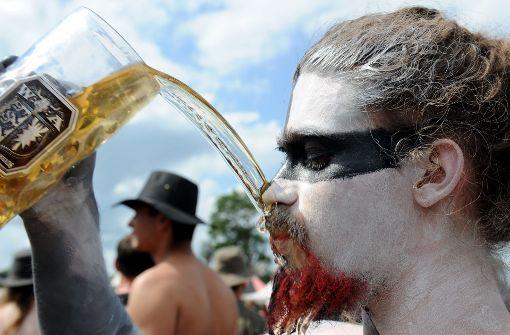 Wacken-Festival  bekommt eine Bier-Pipeline