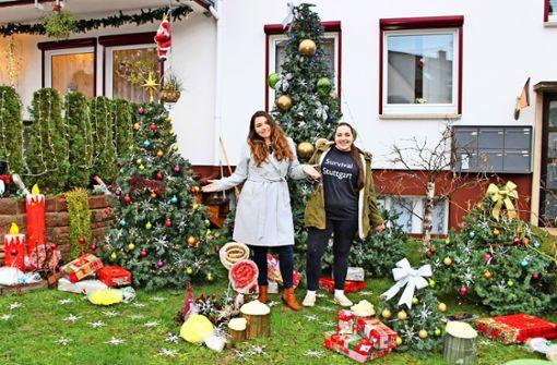 Das ist das Haus vom Nikolaus