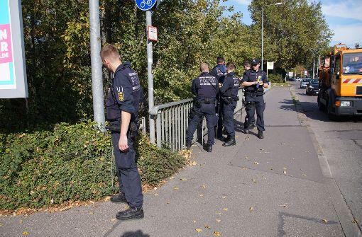 Leiche im Neckar gefunden