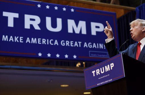 Wollten auch Golfmonarchien Trump bei der Wahl 2016 helfen?