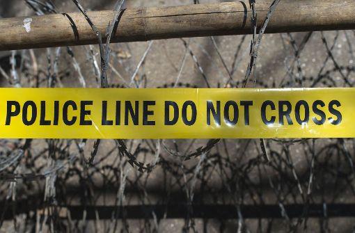 Acht Menschen sterben in Lkw-Laderaum
