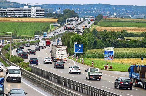 Das sind die größten Baustellen in Stuttgart