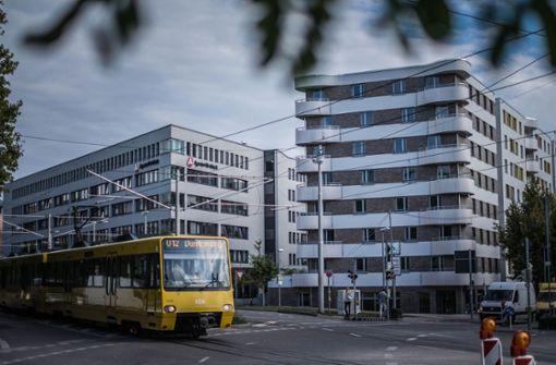 Stadtbahn fährt nicht zum Killesberg