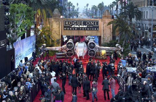 """Der neue Star-Wars Film """"Rogue One: A Star Wars Story"""" ist da"""