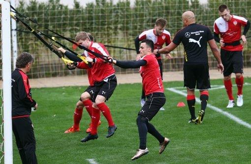 Filip Kostic will sich beim VfB Stuttgart wieder richtig reinhängen. Foto: Getty Images