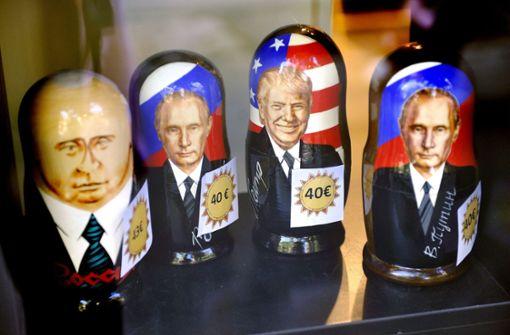 Trump mag Machtmänner wie Putin