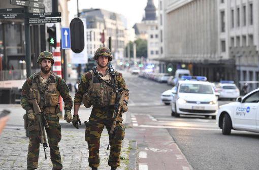 Attentäter vom Brüsseler Hauptbahnhof identifiziert