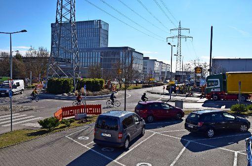 Bauarbeiten für neue Ampeln haben begonnen