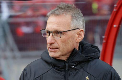 Michael Reschke sucht nach Offensivspielern
