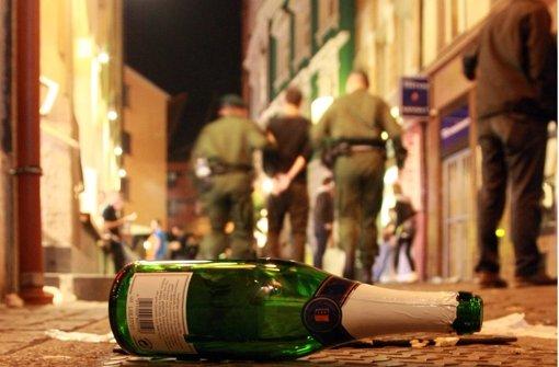 Grünen-Nachwuchs und SPD-Jugend warnen den Ministerpräsidenten,  das Thema Alkoholverbot  weiter zu verfolgen. Foto: dpa