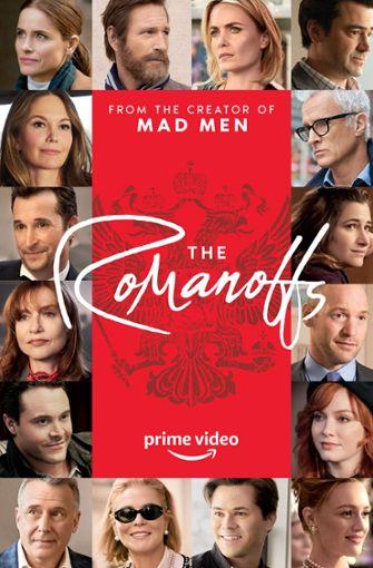 "Das ""The Romanoffs""-Plakat Foto: Amazon Prime"