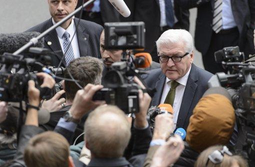 G7-Außenminister bereiten Gipfel vor