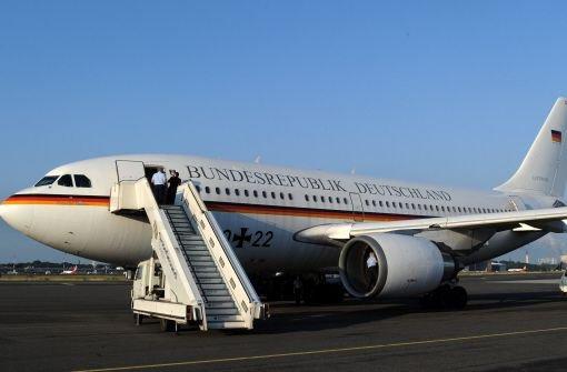 VIP-Airbus an Osteuropäer versteigert