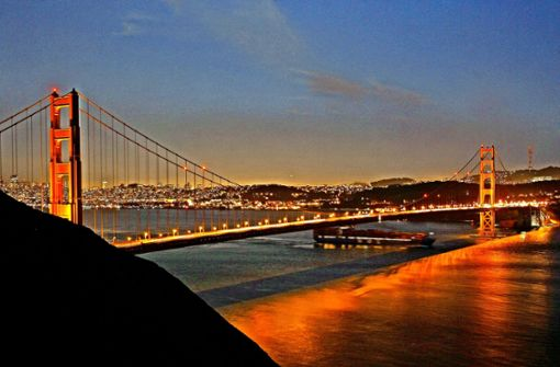 Notstand unter der Goldenen Brücke