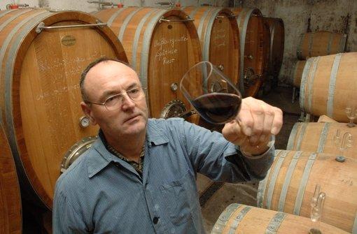 Pinot noir zur Kalbszunge