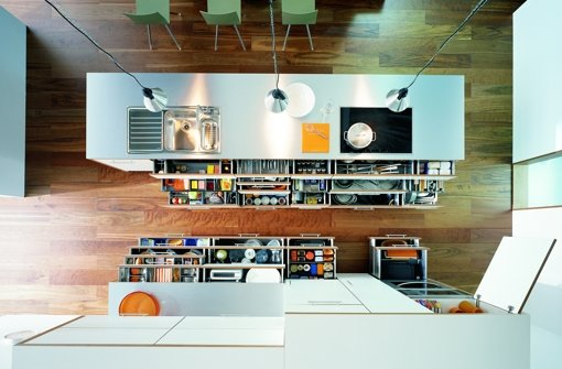 Küche als neues statussymbol: reif für die kochinsel   web ...