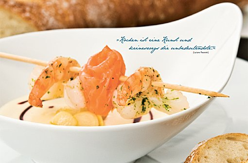 Petersilienwurzelcreme-Suppe