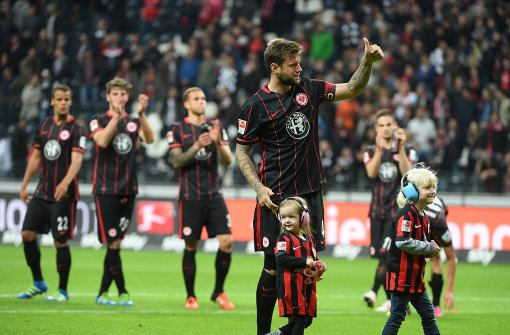 Eintracht-Verteidiger Marco Russ geht es besser