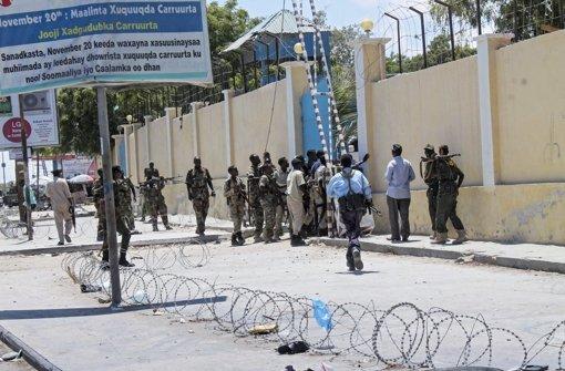 Mehrere Tote in Somalia