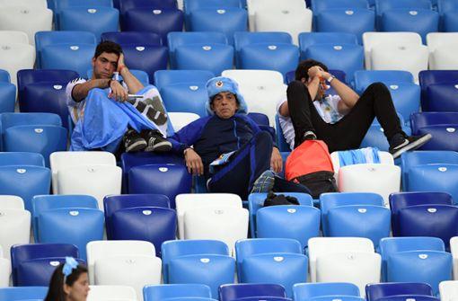 Wegen Niederlage gegen Kroatien – Schweigeminute im argentinischen Fernsehen