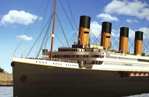 Titanic II soll zwischen New York und Southampton verkehren