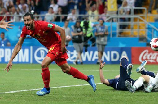 Mit diesem Konter siegte Belgien gegen Japan