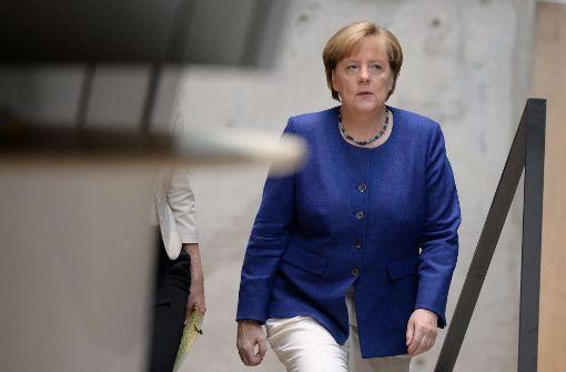 Merkel steht zur Wahl Hamburgs als G20-Gipfelort