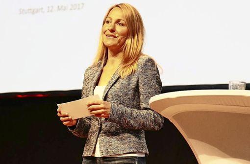 Tanja Springer ist Botschafterin für mehr Gründergeist