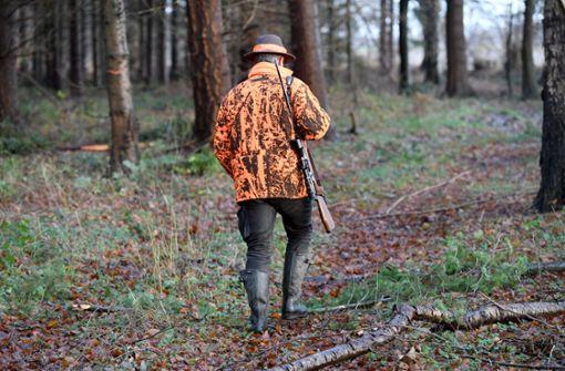 Jäger kritisieren Umgang der Landesregierung mit Wölfen