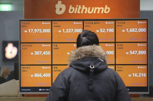 Südkorea verschärft Regeln für Kryptowährungen