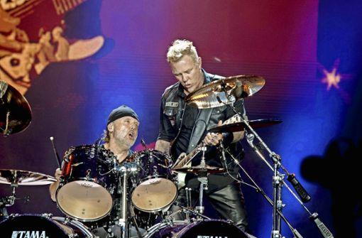 Metallica, Tramfahrer-EM und Volksfest