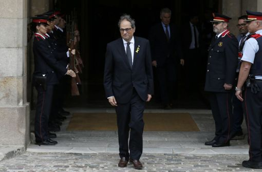 Quim Torra zum Nachfolger von Puigdemont gewählt