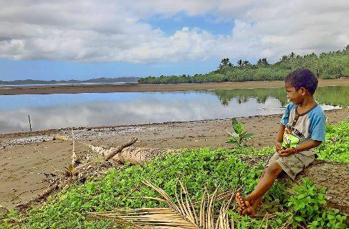 Winziger Inselstaat treibt die Welt an