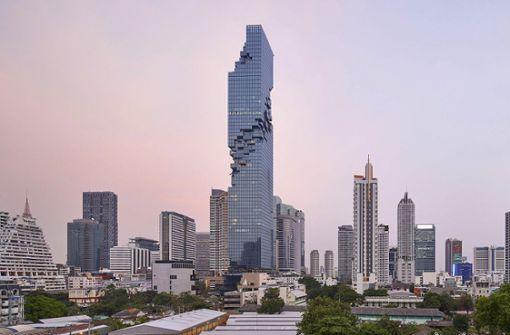 Diese fünf Wolkenkratzer stehen im Finale