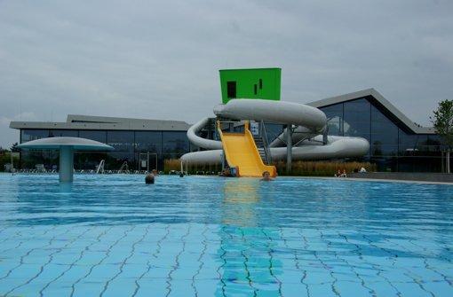 Das schlechte Wetter während der Freibadsaison hat eine noch bessere Besucherbilanz des F3-Bades verhindert. Foto: Sascha Sauer