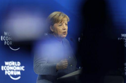 Merkels Antwort steht noch aus